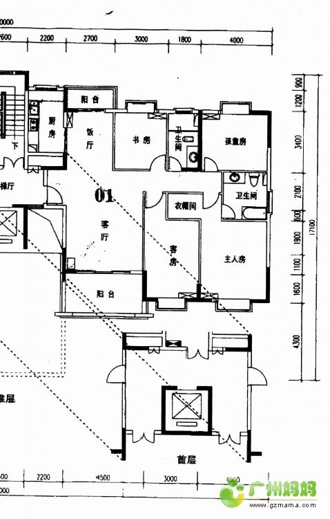 要装修房子了,附平面图,求方案及报价 装修家居