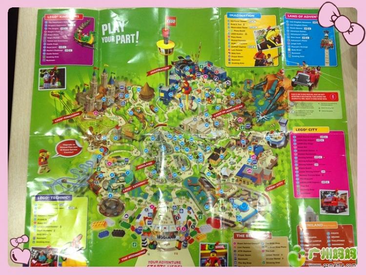 带女女到吉隆坡吃黄亚华鸡翼,再到乐高乐园玩PROJET X 环游世界图片