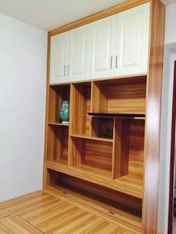 木匠榻榻米柜子格局设计图