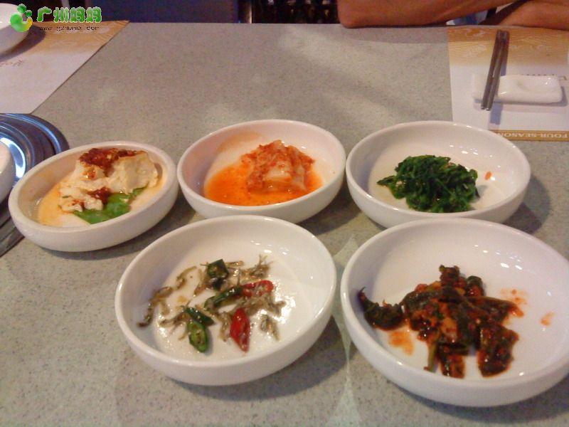 初尝韩国料理 我家厨房图片